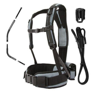 Pro Swing 45 Lightweight Detector Harness-Metal Detector Harness-Jacobs Photo and Digital