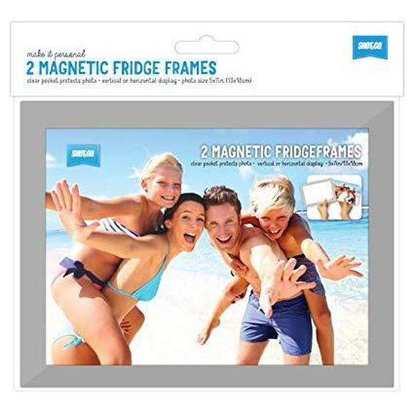 Shot2Go Magnetic Fridge Frames - 2 Pack-Jacobs Photo and Digital