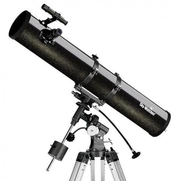 SkyWatcher 114/900 EQ Reflector Telescope-Telescope-Jacobs Photo and Digital