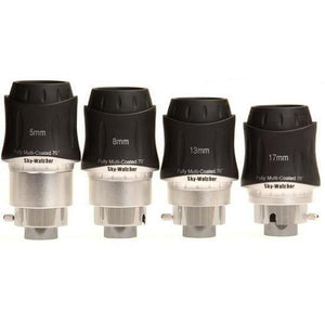 SkyWatcher 70° Wide Angle Long Eye Relief Eyepieces 5mm, 8mm, 13mm, 17mm, 22mm or 32mm-Eyepiece-Jacobs Photo and Digital