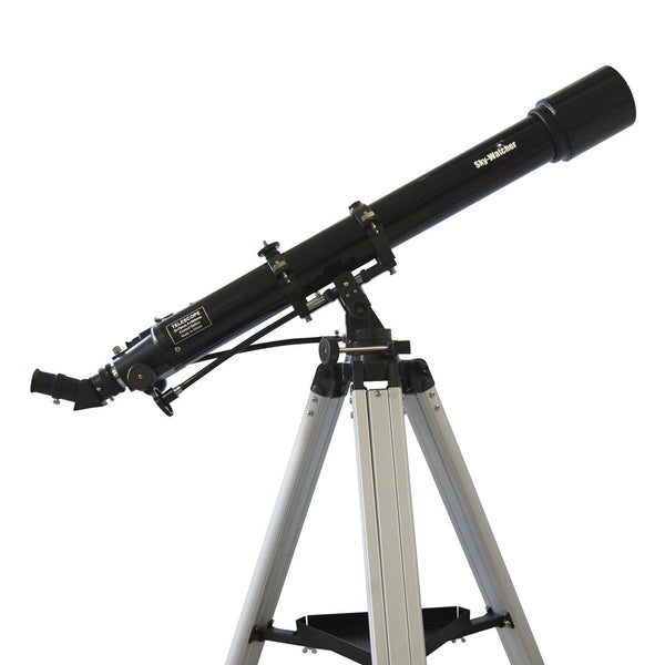 SkyWatcher 70mm Refractor w/AZ3 tripod and mount Telescope