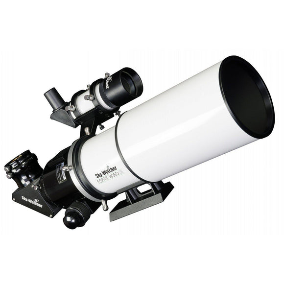 SkyWatcher 80mm ESPRIT ED Triplet Apo Refractor Telescope-Telescope-Jacobs Photo and Digital