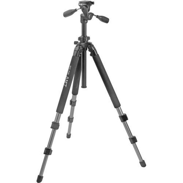 Slik Pro 500DX Tripod w/ 3 way pan head Tripod