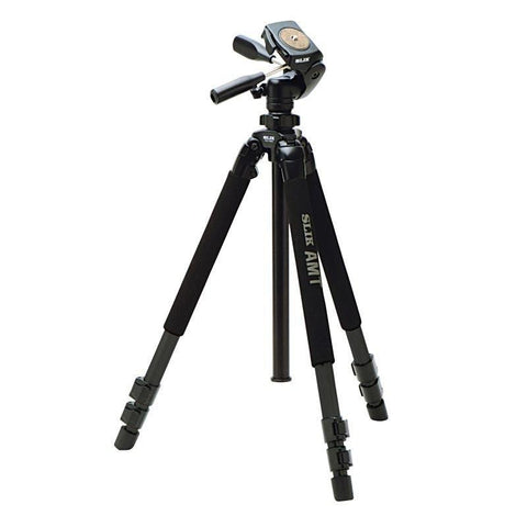 Slik Pro 700DX w/ 3 way pan head Tripod