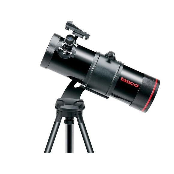 Tasco 114mm Reflector Telescope-Telescope-Jacobs Photo and Digital