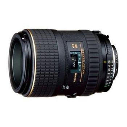Tokina AT-X M100 AF PRO D 100mm f/2.8mm - Canon or Nikon Camera Lens