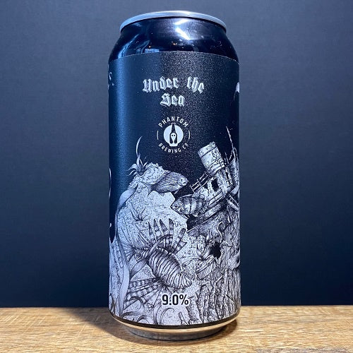 Under The Sea - Oreo Imperial Stout