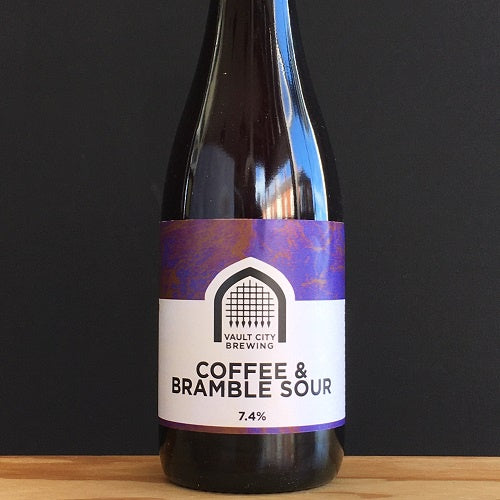 Bramble & Coffee Sour