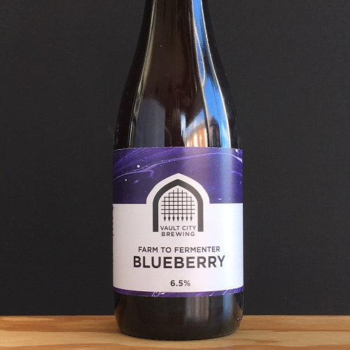 Farm to Fermenter: Blueberry