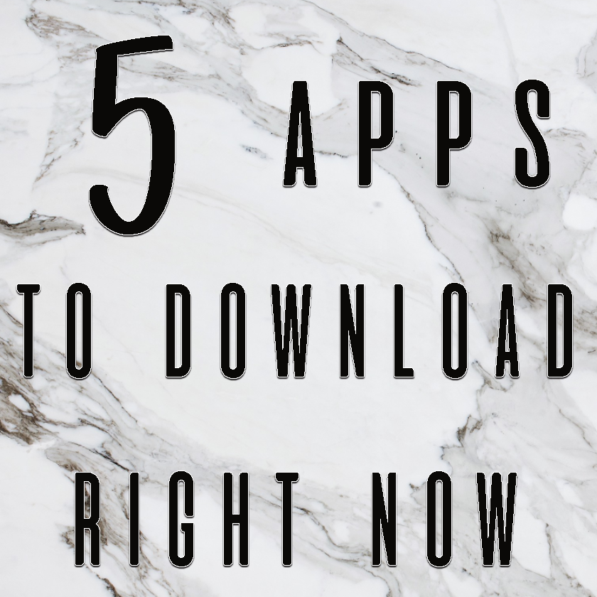 5 Apps to Download RN