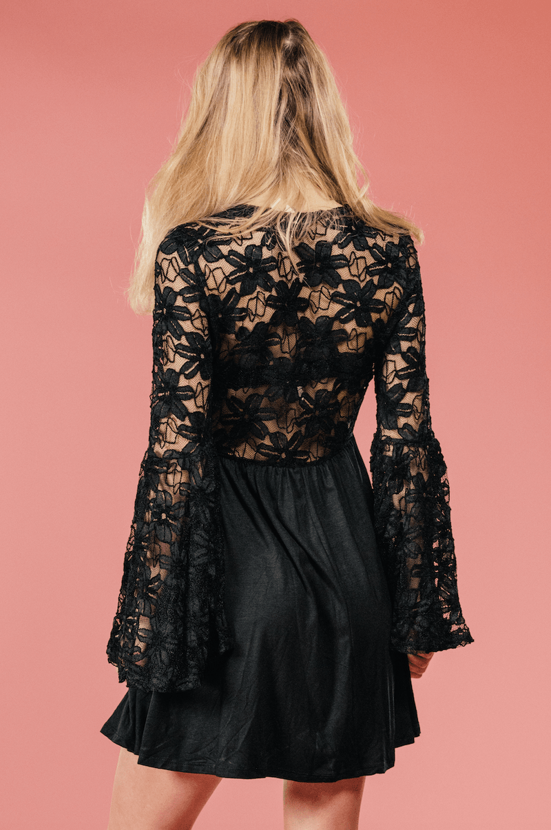 Boho Lace Dress,Women - Apparel - Dresses