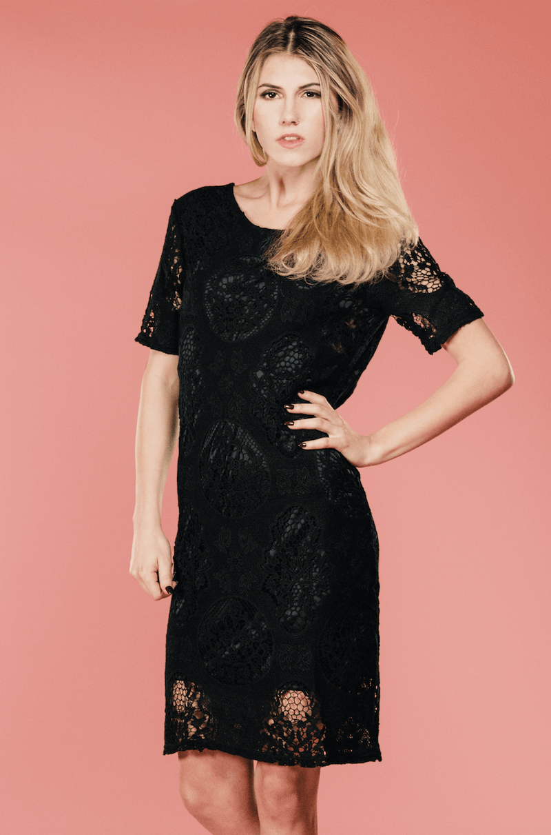 Ellie Lace Dress,Women - Apparel - Dresses