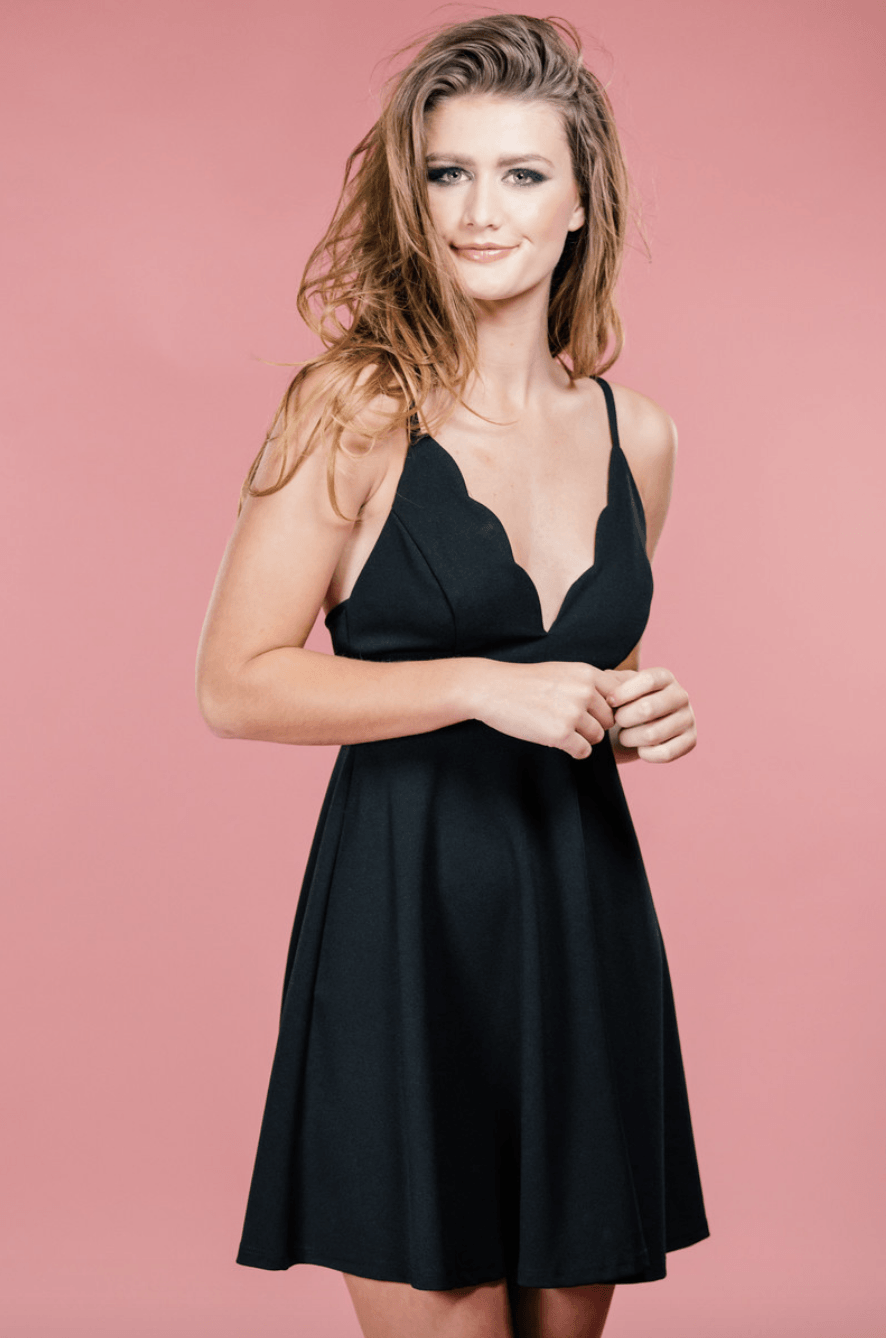 Jade Little Black Dress,Womem - Apparel - Dresses