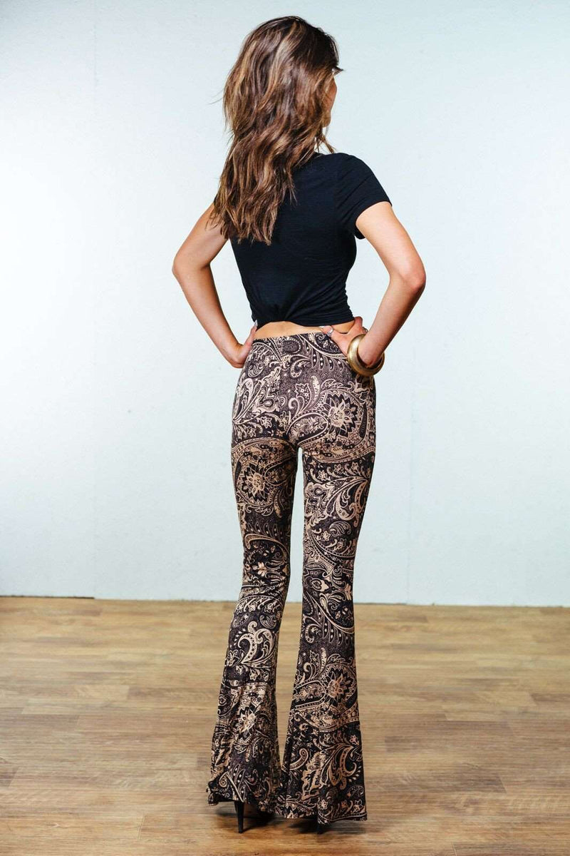 Jenna Flare Pant,Bottoms