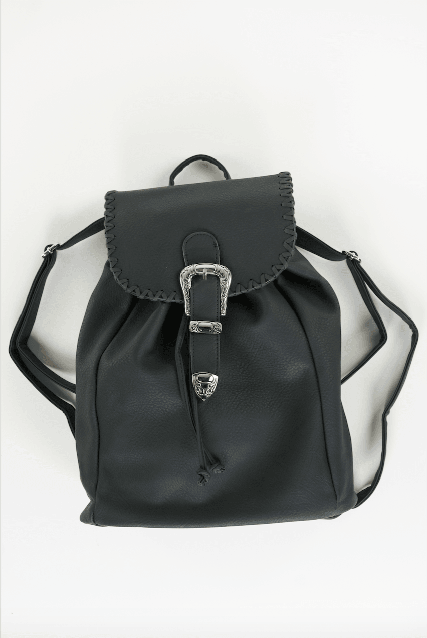 Leather Bucket Bag,Accessories