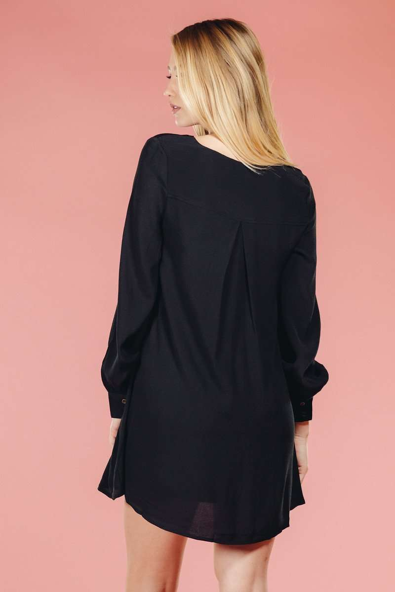 Lix Black Dress,Women - Apparel - Dresses