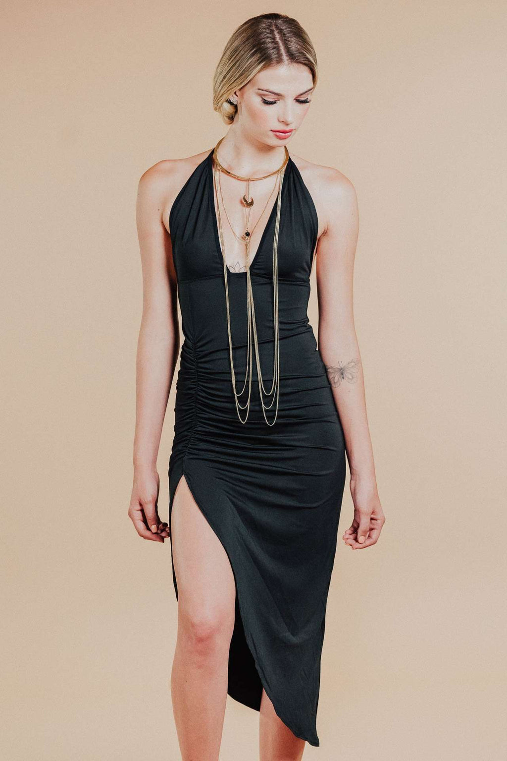 After Midnight Black Dress,Women - Apparel - Dresses
