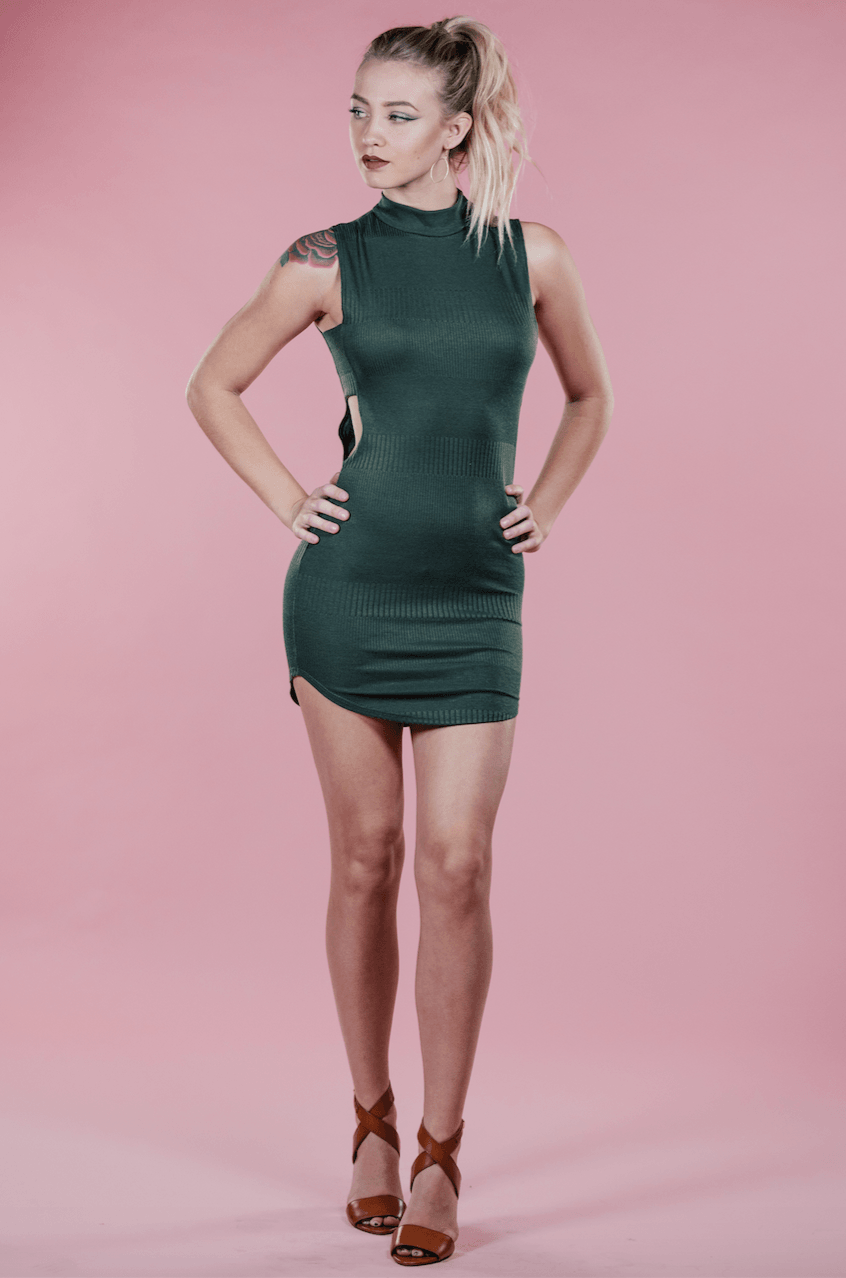 Olivia Dress,Womem - Apparel - Dresses
