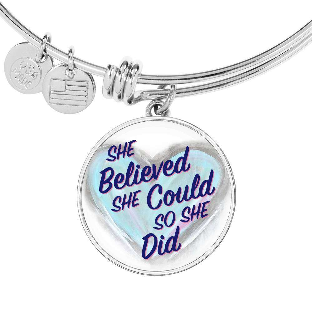 She Believed She Could Bracelet,Jewelry