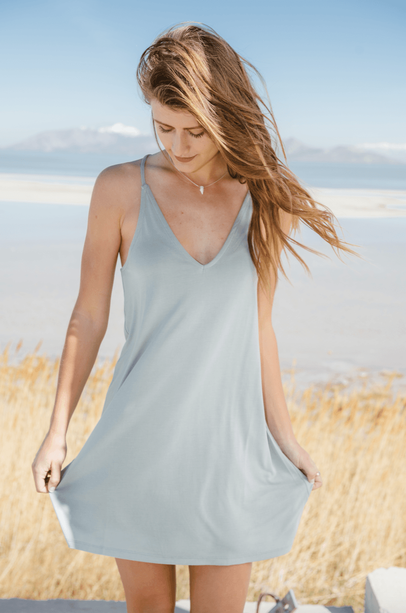 Slate Basic Dress,Women - Apparel - Dresses