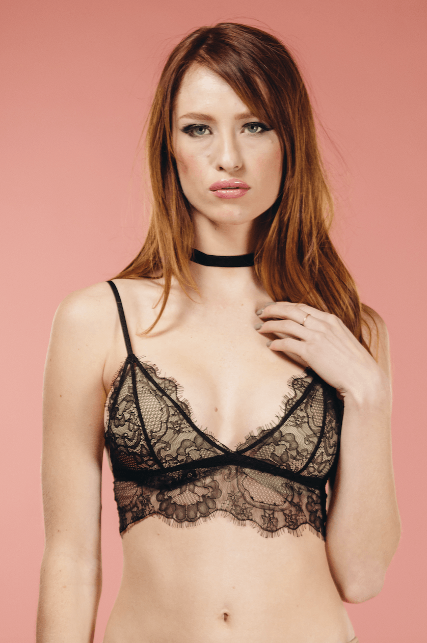 The Camilla Bralette,Intimates