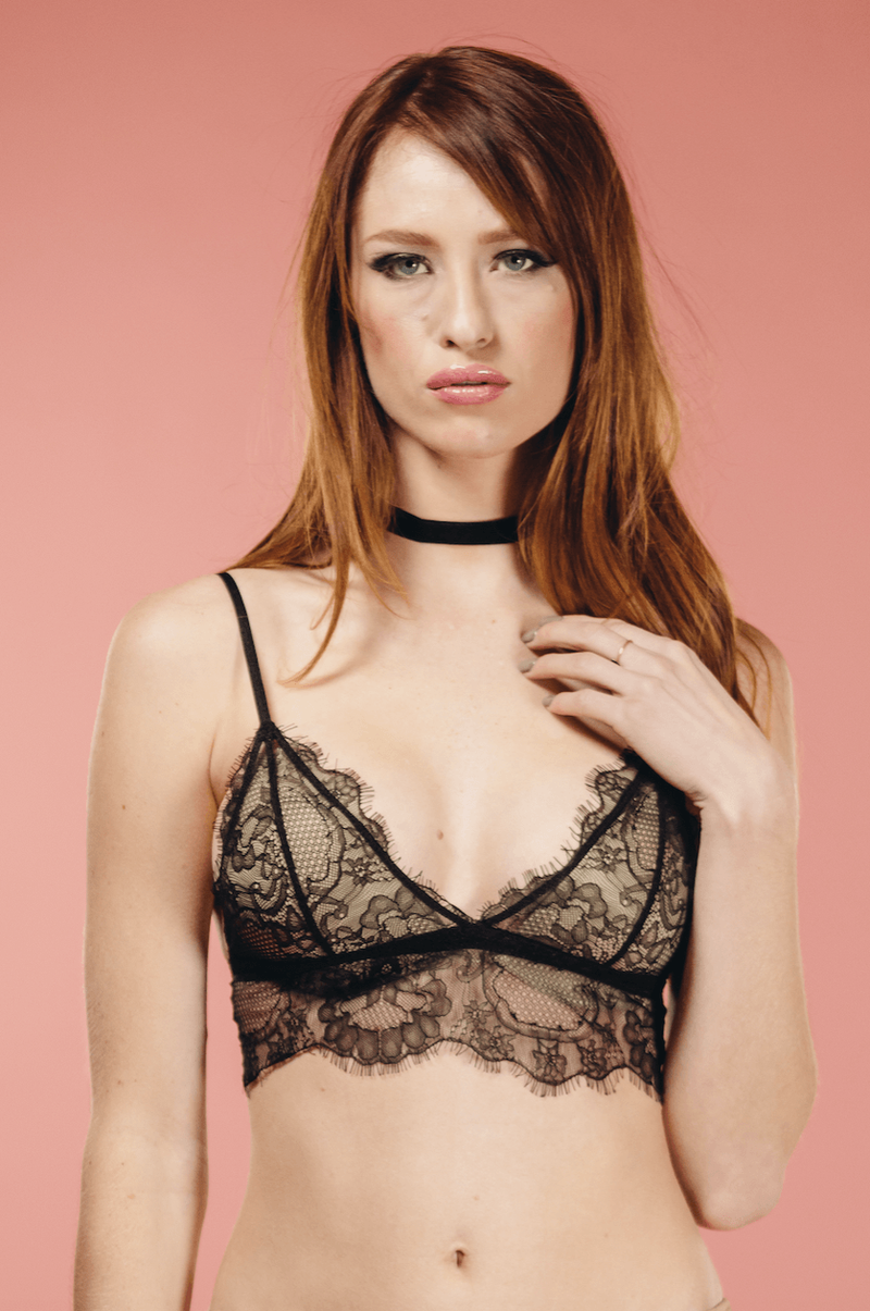 The Rose Bralette