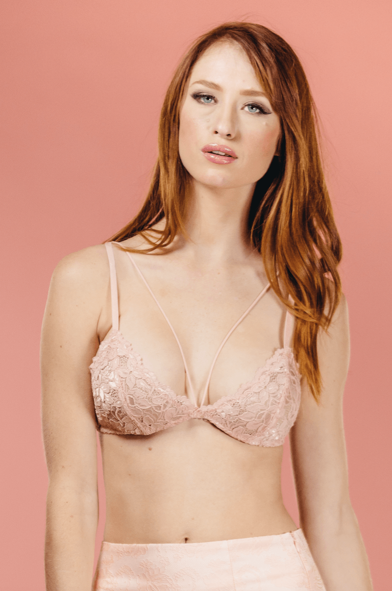 The Gigi Bralette,Intimates