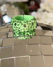 Load image into Gallery viewer, Crystal Ring - Pistachio