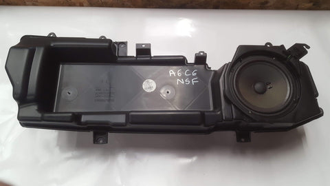 AUDI A6 C6 FRONT LEFT SUBWOOFER SPEAKER 4F0035381B - RM PARTS