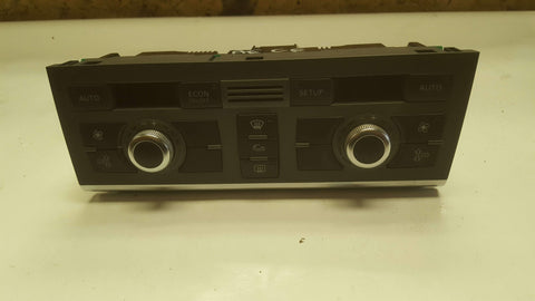 AUDI A6 C6 HEATER CONTROL PANEL 4F2820043H - RM PARTS