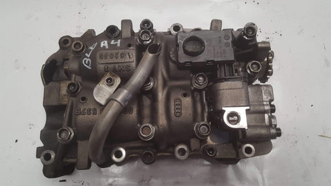 AUDI A4 B7 ENGINE OIL PUMP 03G103537B - RM PARTS
