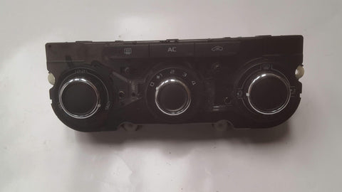 SKODA SUPERB MK2 HEATER CONTROL PANEL 3T0820047H - RM PARTS