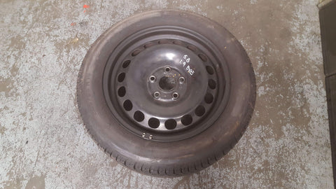 SKODA SUPERB MK2 16'' SPARE WHEEL 3C0601027M