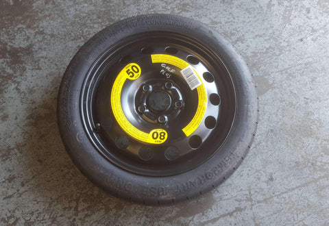 VW GOLF PLUS  16'' SPARE WHEEL 1K0601027F