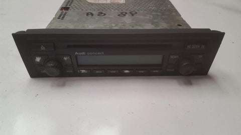 AUDI A3 8P CONCERT RADIO CD PLAYER WITHOUT CODE 8P0035186C