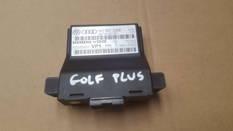 VW GOLF PLUS GATEWAY CONTROL MODULE 1K0907530K