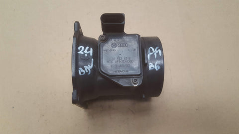 AUDI A4 B6 AIR FLOW MASS METER SENSOR 078133471E
