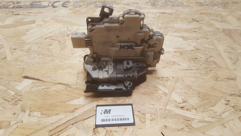 VW PASSAT B6 3C REAR LEFT SIDE DOOR LOCK MECHANISM 3C4839015A