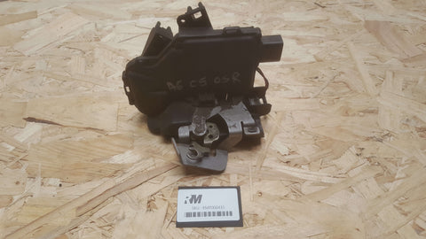 AUDI A6 C5 REAR RIGHT DOOR LOCK MECHANISM