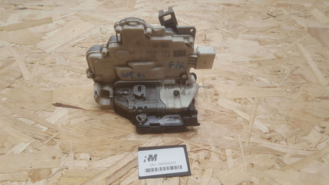 SKODA SUPERB 3T FRONT RIGHT DOOR LOCK MECHANISM 3C2837016A