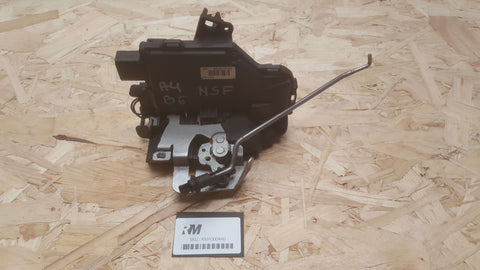 AUDI A4 B6 FRONT LEFT SIDE DOOR LOCK MECHANISM 8E2837015C