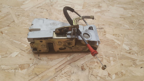 SEAT ALHAMBRA MK1 FRONT LEFT SIDE DOOR LOCK MECHANISM