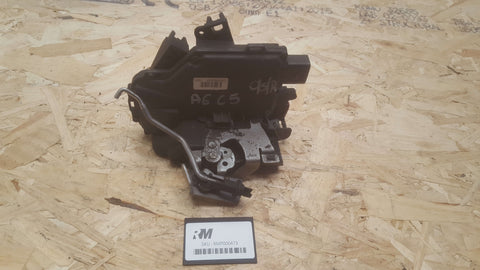 AUDI A6 C5 REAR RIGHT SIDE DOOR LOCK MECHANISM 4B0839016G