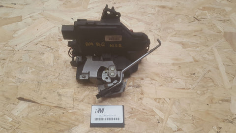 AUDI A4 B6 REAR LEFT SIDE DOOR LOCK MECHANISM 8E0839015C