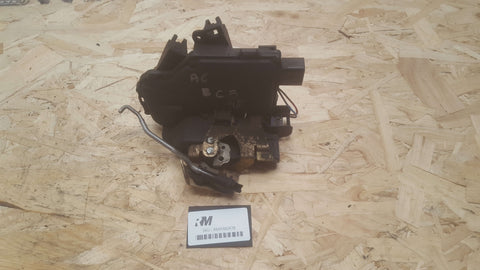 AUDI A6 C5 REAR RIGHT SIDE DOOR LOCK MECHANISM 4B0839016B