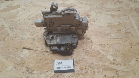 AUDI A3 8P FRONT LEFT SIDE DOOR LOCK MECHANISM 4F2837015