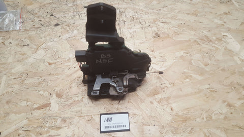 VW PASSAT B5 FRONT LEFT SIDE DOOR LOCK MECHANISM 3B2837015L
