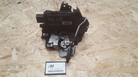 AUDI A6 C5 REAR LEFT SIDE DOOR LOCK MECHANISM 4B0839015G