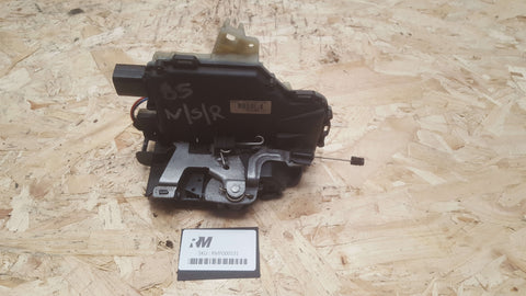 VW PASSAT B5 REAR LEFT SIDE DOOR LOCK MECHANISM 3B4839015AL