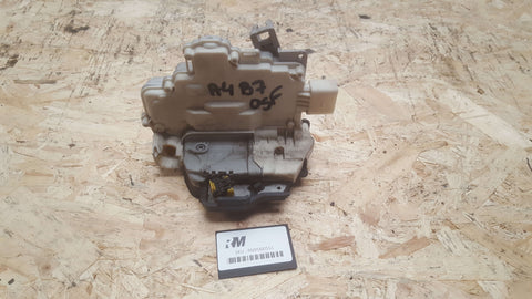 AUDI A4 B7 FRONT RIGHT SIDE DOOR LOCK MECHANISM 8E2837016AA